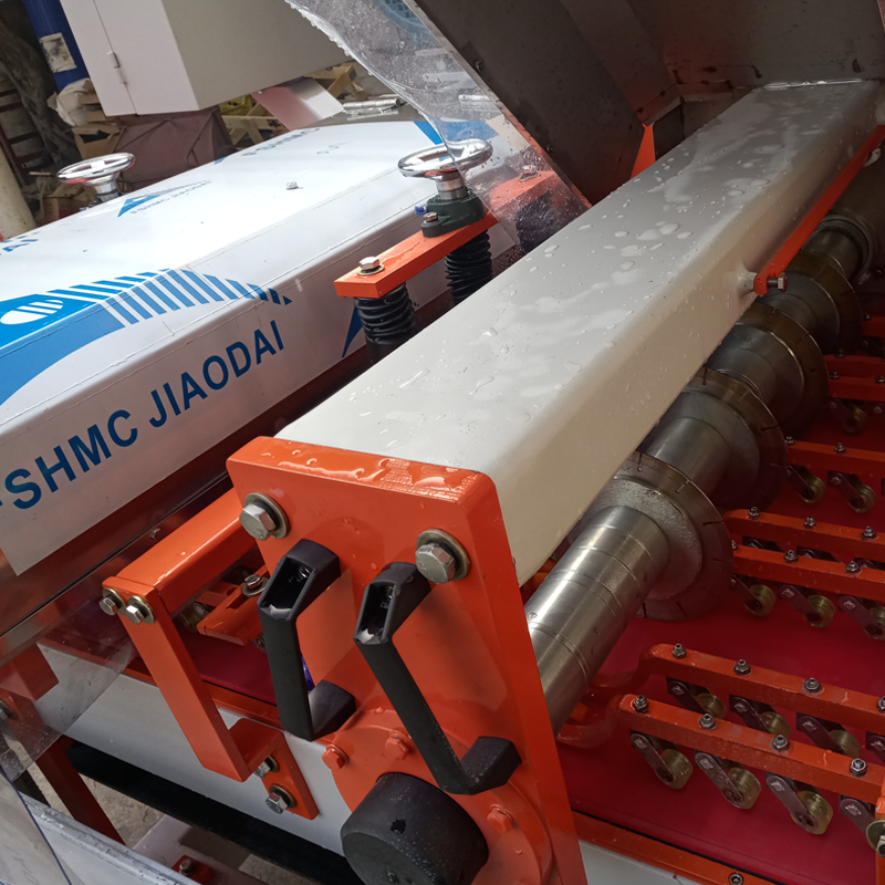 Double Spindle Automatic Mosaic Cutting Machine