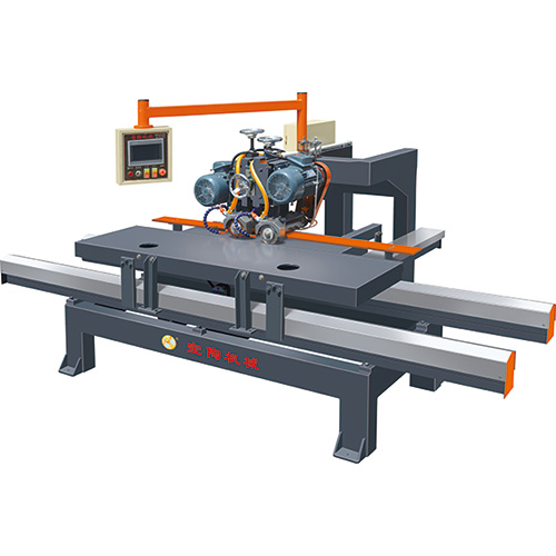 BT1800 2 HEADS NC MANUAL TILE CUTTING MACHINE WITH TOUCH