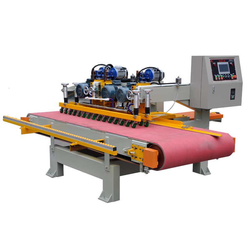 automatic 1800mm CNC Three blades tile cutting machine