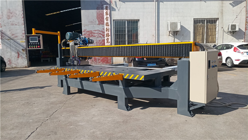 BT3200 BRIDGE SAW CUTTING MACHINE  FOR SINTERED STONE BIG SLABS