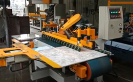 Auto Bevel chamfer machine