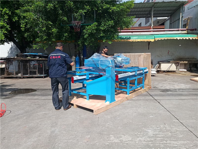BAOTAO Machines Export to the Middle East!