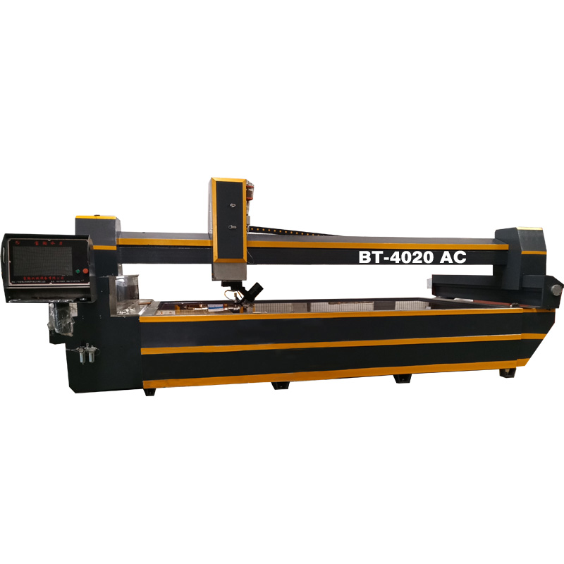 BT-4020 AC waterjet cutting machine
