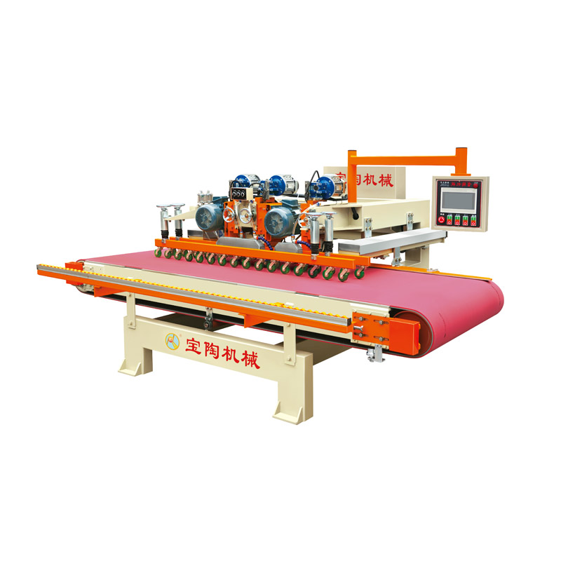 BT1800 Big slab Three Blades Automatic Cutting Machine