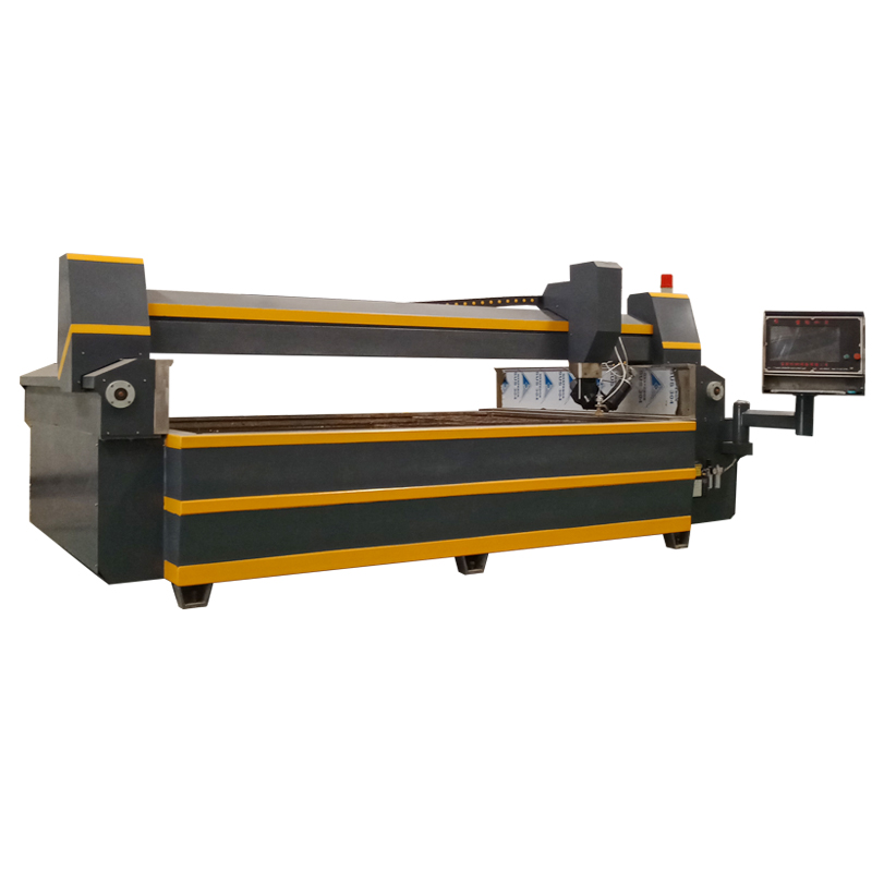 BT-3020 5 AXIS INTELLIGENT WATER JET CUTTING MACHINE