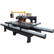BT-2400 CNC double -knifes manual cutting machine